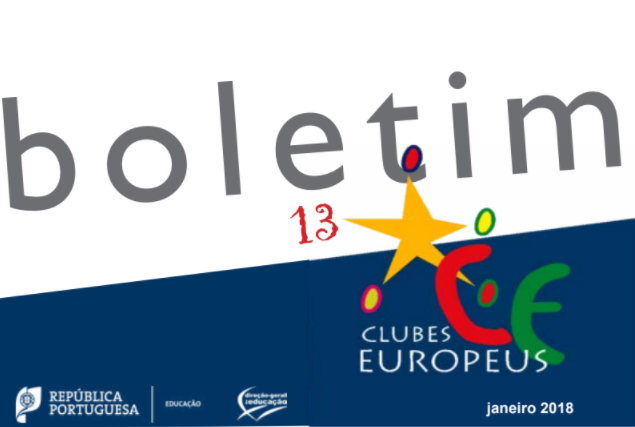 Newsletter do Clube Europeu